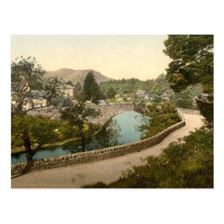Ross Bridge, Comrie, Perth and Kinross, Scotlan Postcard