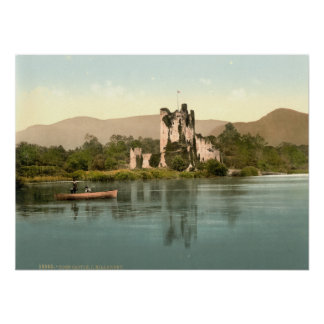 Ross Castle I, Killarney, County Kerry Poster