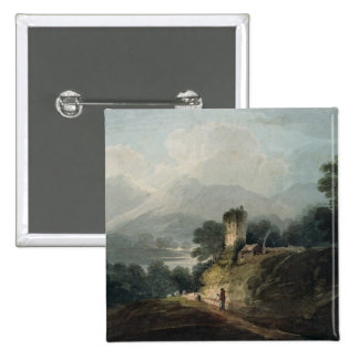 Ross Castle, Killarney, County Kerry Buttons