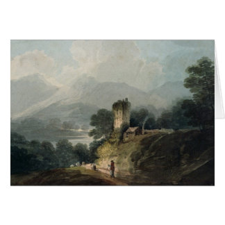 Ross Castle, Killarney, County Kerry Card