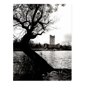 Ross Castle Lakeview Post Card