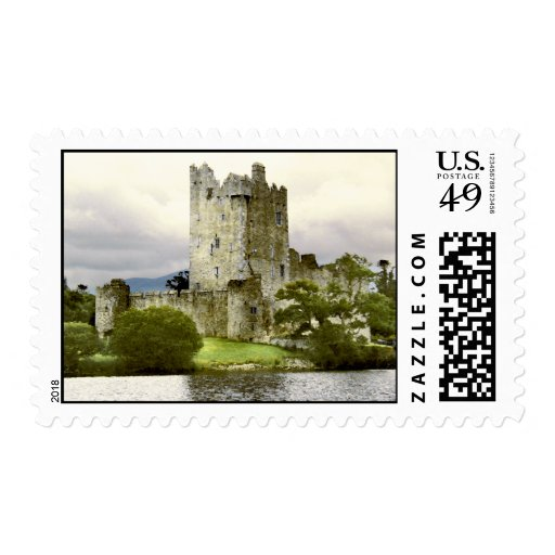 Ross Castle Postage