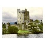 Ross Castle Postcard