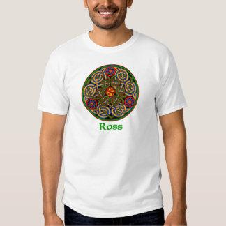 Ross Celtic Knot T Shirt