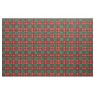 Ross clan Plaid Scottish tartan Fabric