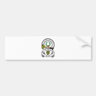 ROSS Coat of Arms Bumper Sticker