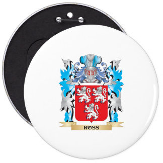 Ross Coat of Arms - Family Crest Pins