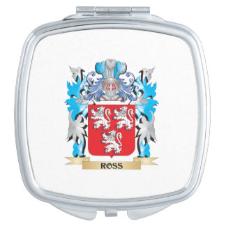 Ross Coat of Arms - Family Crest Vanity Mirrors