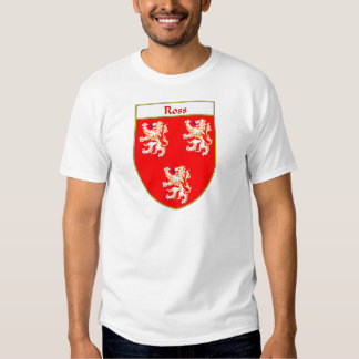 Ross Coat of Arms/Family Crest Shirt