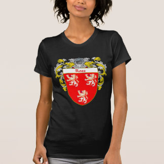Ross Coat of Arms (Mantled) T Shirt