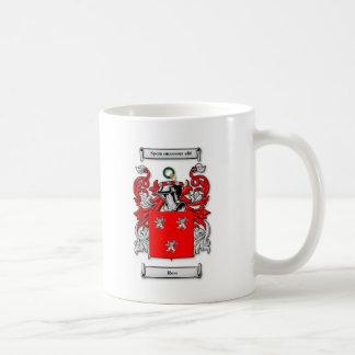 Ross Coat of Arms Classic White Coffee Mug
