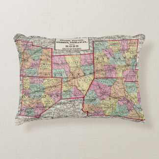 Ross Counties Accent Pillow