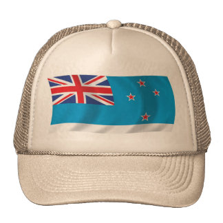 Ross Dependency Flag Hat