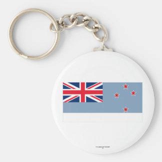 Ross Dependency Flag Key Chain