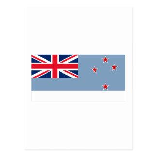 Ross Dependency Flag Postcard