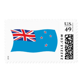 Ross Dependency Flag Stamps