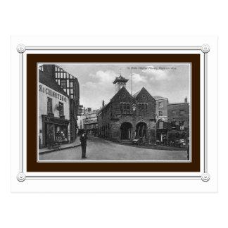 ross en la horqueta, Herefordshire Tarjetas Postales