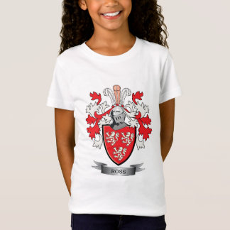 Ross Family Crest Coat of Arms T-Shirt