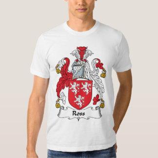 Ross Family Crest T Shirt