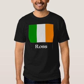 Ross Irish Flag T-shirt