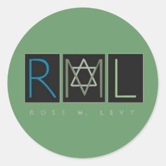 Ross M. Levy Sticker
