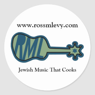 Ross M. Levy stickers