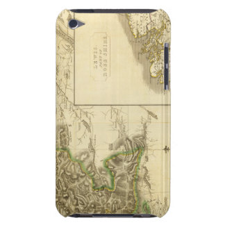 Ross meridional, condados de Cromarty iPod Touch Case-Mate Carcasa