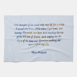 Ross Poldark Hand Towel