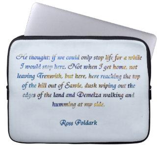 Ross Poldark Laptop Sleeve