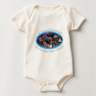 Ross Summer Music Theatre's 50th Summer Baby Bodysuit