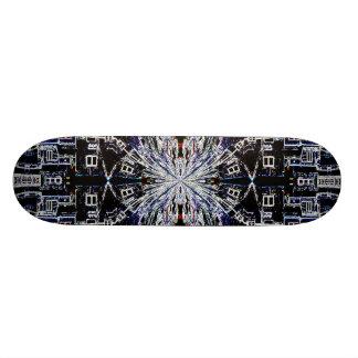 "Ross' ""Wallscapes"" Skateboard"