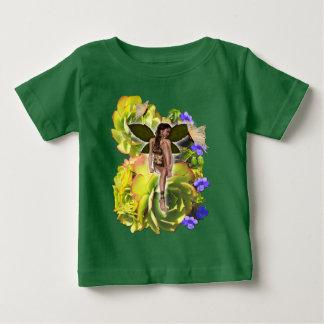 Rossette Succulent visitors Baby T-Shirt