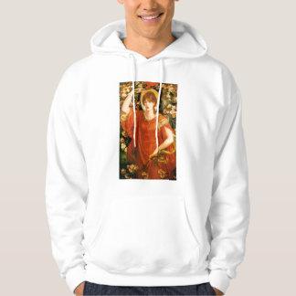 Rossetti A Vision of Fiammetta Hoodie