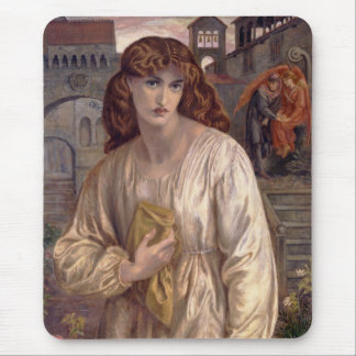 Rossetti Beatrice CC0002 Mousepad