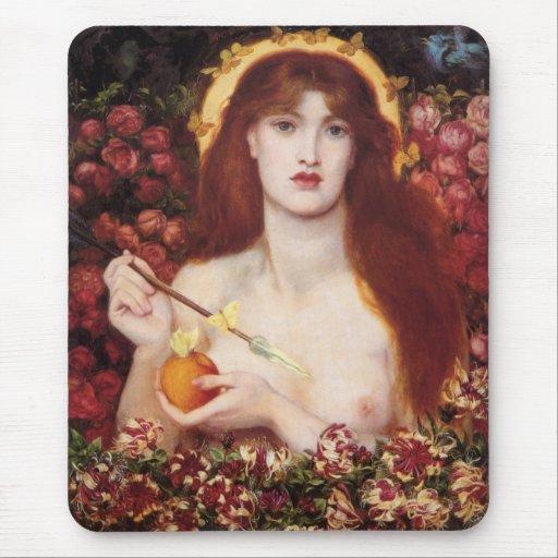 Rossetti Venus Verticordia CC0703 Mousepad