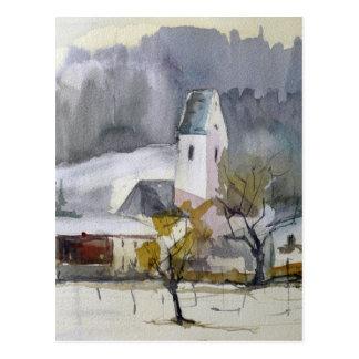 Roßholzen en Winter.jpg Tarjeta Postal