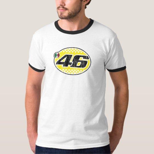 Rossi 09 (vintage blk/ylw) T-Shirt