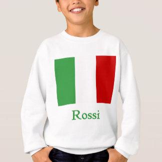 Rossi Italian Flag Sweatshirt