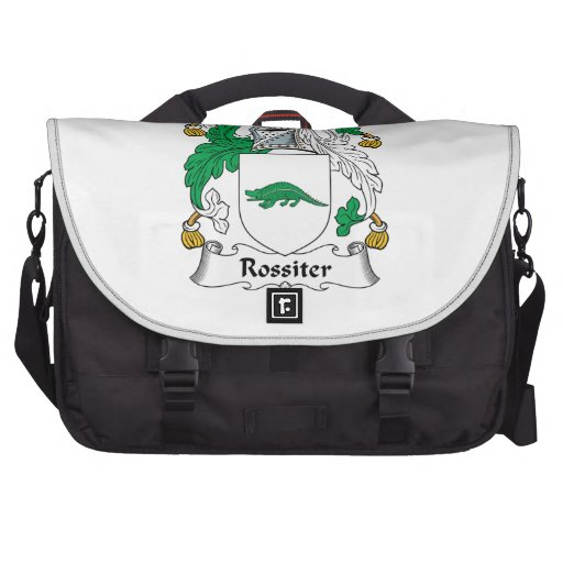 Rossiter Family Crest Bags For Laptop