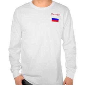 ROSSIYA (RUSSIA) T SHIRTS