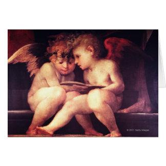 Rosso Fiorentino, 16th Century Card