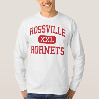 Rossville - Hornets - Middle - Rossville Indiana T-Shirt