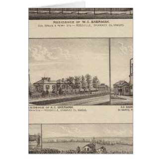 Rossville, Kansas Card