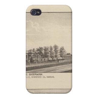Rossville, Kansas iPhone 4 Carcasa