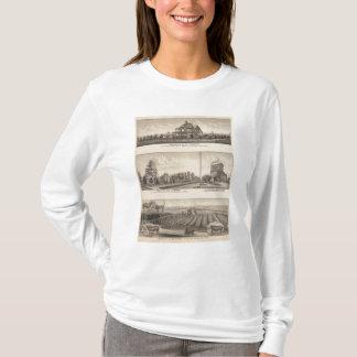Rossville, Kansas T-Shirt