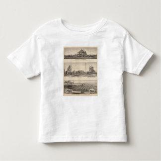 Rossville, Kansas Toddler T-shirt