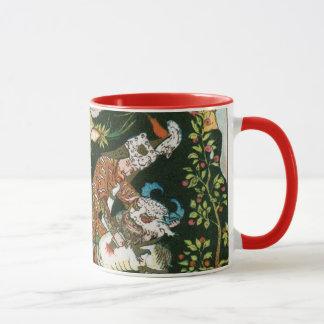 Rostam slaying the White Genie Mug