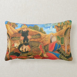 Rostam & Sohrab Lumbar Cushion Pillow
