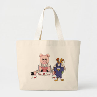 Roster Love Large Tote Bag