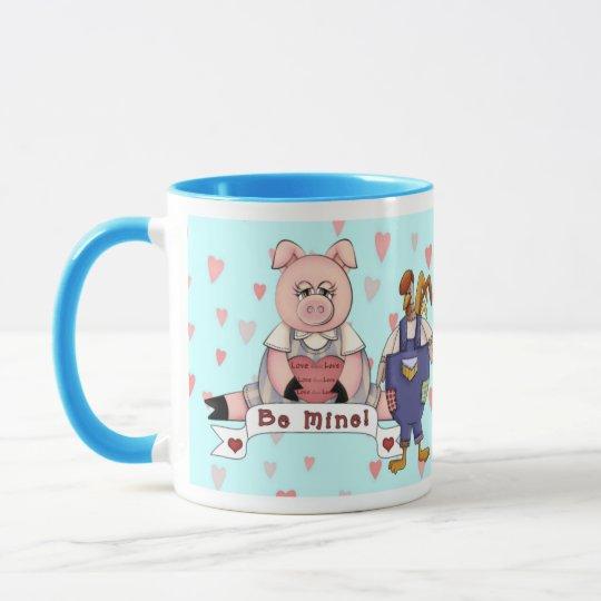 Roster Love Mug